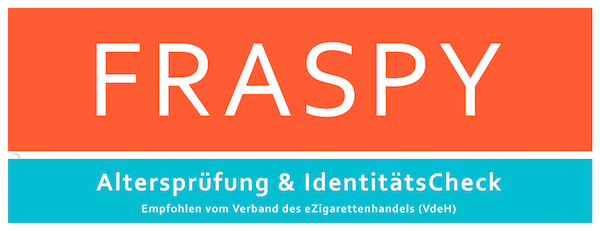 FRASPY - Altersprüfung / Altersverifikation und SCHUFA-Identitätscheck